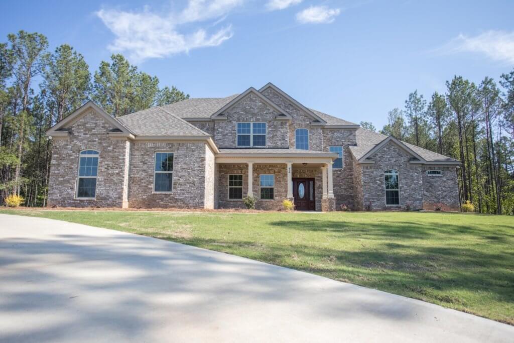 Custom Home Builder In Muscogee Harris County Donald Bowles Builder
